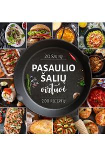 Pasaulio šalių virtuvė | Daiva Dmuchovska