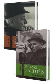 KOMPLEKTAS. Juozas BALTUŠIS. Vietoj dienoraščio, 1 tomas (1970-1975) ir 2 tomas (1976–1983) | Juozas Baltušis
