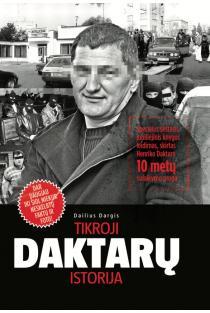 Tikroji Daktarų istorija (6-asis leidimas) | Dailius Dargis