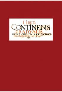 Liber continens. 1623. Faksimilinis leidinys (Įprastas įrišimas) | Jonas Vilimas