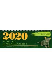 Savaitinis darbo kalendorius 2020 |