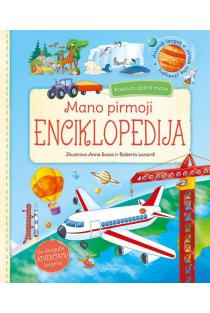 Mano pirmoji enciklopedija. Pasaulis aplink mane. Su daugybe atverčiamų langelių |