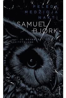 Pelėda medžioja naktį | Samuel Bjork