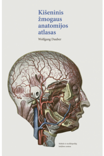 Kišeninis žmogaus anatomijos atlasas (3-as leidimas) | Wolfgang Dauber