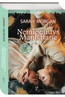 Nemiegantys Manhatane | Sarah Morgan