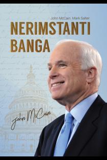 Nerimstanti banga | John McCain, Mark Salter
