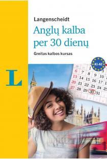 Anglų kalba per 30 dienų (su 3CD audio medžiaga) | Stuart Amor