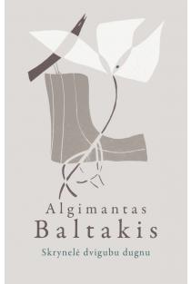 Skrynelė dvigubu dugnu   Algimantas Baltakis