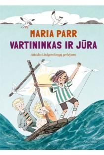 Vaflinės širdelės 2. Vartininkas ir jūra | Maria Parr