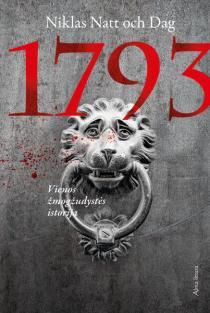 1793 | Niklas Natt och Dag