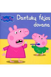 Peppa Pig. Dantukų fėjos dovana |