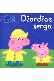 Peppa Pig. Džordžas serga |