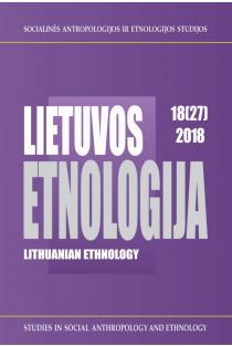 Lietuvos etnologija 18 (27) |