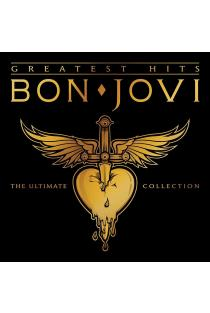 "BON JOVI ""Greatest Hits"" (CD) 