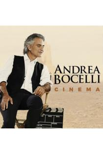 "ANDREA BOCELLI ""Cinema"" (CD) 