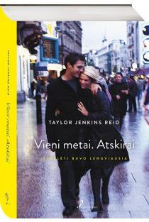Vieni metai. Atskirai | Taylor Jenkins Reid