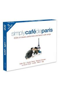 SIMPLY Cafe De Paris (2 CD) |