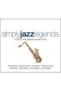 SIMPLY Jazz Legends (2 CD) |