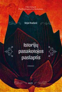 Istorijų pasakotojos paslaptis | Sejal Badani