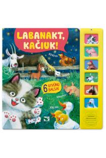 Labanakt, kačiuk! 6 gyvūnų balsai |