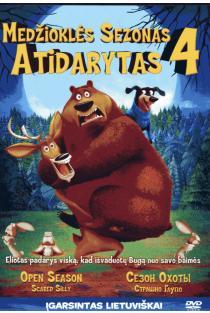 Medžioklės sezonas atidarytas! 4 (DVD) |