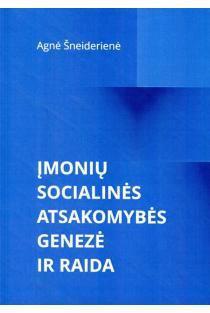 Įmonių socialinės atsakomybės genezė ir raida | Agnė Šneiderienė