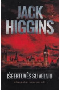 Išgertuvės su velniu | Jack Higgins