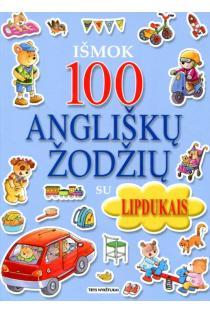 Išmok 100 angliškų žodžių (su lipdukais) |