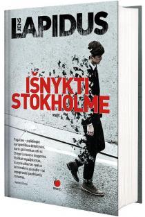 Išnykti Stokholme | Jens Lapidus