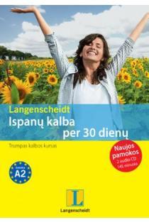 Ispanų kalba per 30 dienų (su 2 CD) | Elisabeth von Graf-Riemann