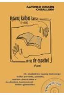 Ispanų kalbos kursas, 1 dalis (su CD) | Alfonso Rascon Caballero