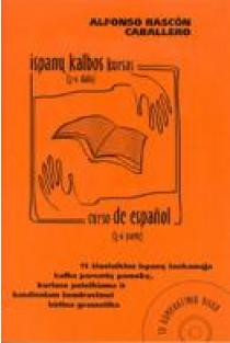 Ispanų kalbos kursas, 3 dalis (su CD) | Alfonso Rascon Caballero