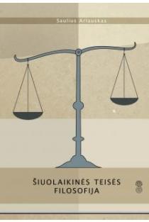 Šiuolaikinės teisės filosofija | Saulius Arlauskas