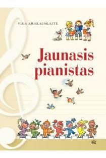 Jaunasis pianistas | Vida Krakauskaitė