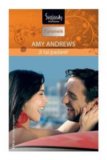 Ji tai padarė! (Karamelė) | Amy Andrews