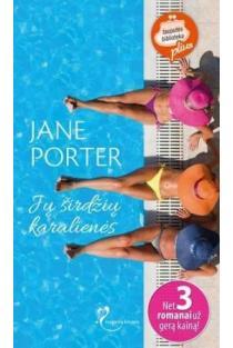 Jų širdžių karalienės | Jane Porter