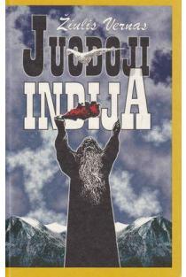 Juodoji Indija | Jules Verne (Žiulis Vernas)