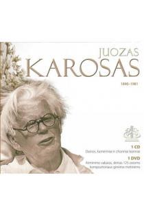Juozas Karosas CD ir DVD | Sud. Audronė Žigaitytė