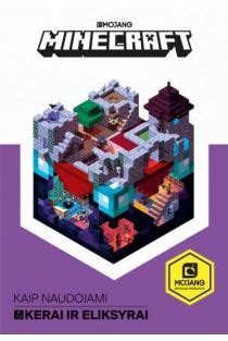 Minecraft. Kaip naudojami kerai ir eliksyrai |