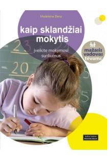 Kaip sklandžiai mokytis: įveikite mokymosi sunkumus | Madeleine Deny