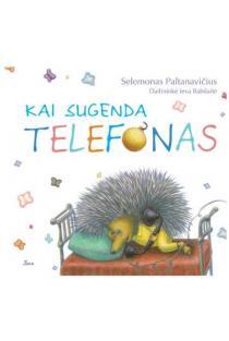 Kai sugenda telefonas | Selemonas Paltanavičius