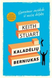 Kaladėlių berniukas | Keith Stuart