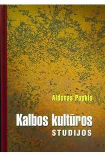 Kalbos kultūros studijos | A. Pupkis