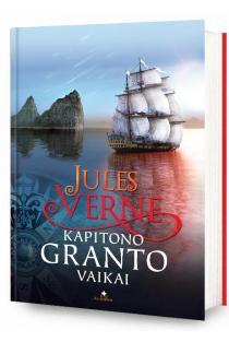 Kapitono Granto vaikai | Jules Verne (Žiulis Vernas)