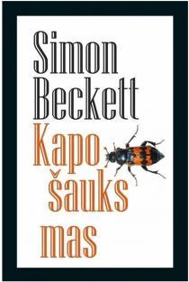 Kapo šauksmas | Simon Beckett