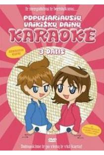 Populiariausių vaikiškų dainų karaoke 3 (DVD) |