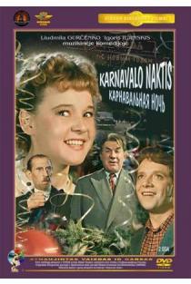 Karnavalo naktis (DVD) | Komedija, romantinis filmas