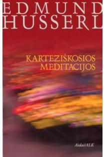 Karteziškosios meditacijos | Husserl Edmund