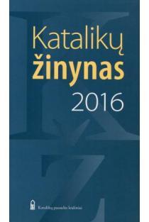 Katalikų žinynas 2016 |