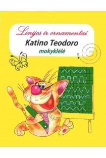 Katino Teodoro mokyklėlė. Linijos ir ornamentai | Sud. Oksana Vasiliauskienė